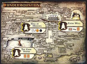Настольная игра Lords of Waterdeep: Scoundrels of Skullport, фото 3