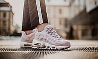 """Кроссовки Nike Air Max 95 Deluxe """"Particle Rose"""", фото 1"""