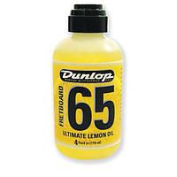 Jim Dunlop 6554 Lemon Oil Formula No.65 очиститель накладки грифа, лимонное масло