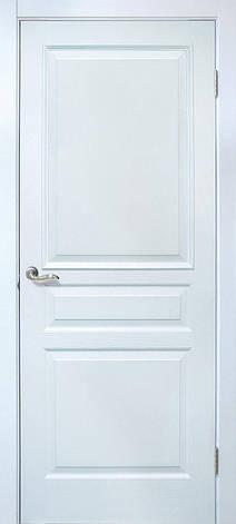 Двери Омис Барселона ПГ. Полотно+коробка+2 к-та наличников+добор 100 мм, ПВХ, фото 2