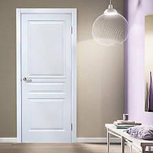 Двери Омис Барселона ПГ. Полотно+коробка+2 к-та наличников+добор 100 мм, ПВХ, фото 3