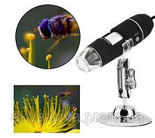Цифровой микроскоп, лупа (МКЦ-100) 800Х