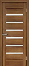 Двери Омис Лагуна. Полотно+коробка+2 к-та наличников+добор 100 мм, ПВХ, стекло сатин, фото 2