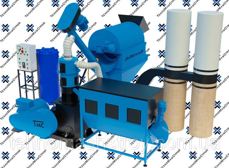 Оборудование для производства пеллет и комбикорма МЛГ-1000 COMBI+ (производительность до 1000 кг\час)