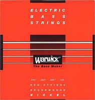 Warwick 46200 M комплект струн для бас- гитары 45-105