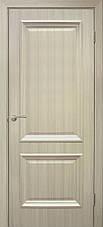 Двері Оміс Сан Марко 1.1 ПГ, СС+КР Полотно, ПВХ, скло бронза, фото 3