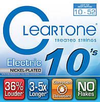 Cleartone 9420 комплект струн премиум класса для электрогитары 10-52