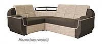 """Кутовий диван  """"Меркурій"""" від Мебель Сервіс (тканина Магма, Бостон)"""