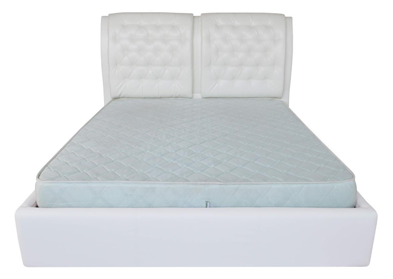 """Кровать Вегас (с пуговицами) (комплектация """"Люкс"""") с подъем.мех."""