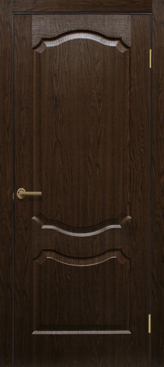 Двери Омис Прима ПГ. Полотно+коробка+1 к-кт наличников, ПВХ