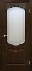 Двері Оміс Прима СС+КР. Полотно+коробка+2 до-та лиштв+добір 100 мм, ПВХ, фото 3