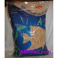 Sinoma грунт для аквариума натуральный белый 4-6мм, 5кг (окатанный)