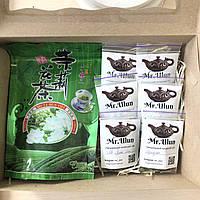 Чайный сет «Изумрудная Жемчужина»