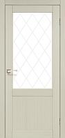 Двери KORFAD CL-01 (без штапика) Полотно+коробка+2 к-та наличников+добор 100мм