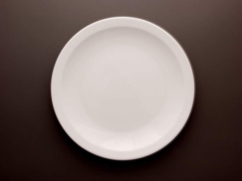 0928 Тарелка круглая 17см серия Scandia