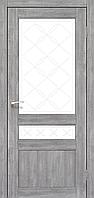 Двери KORFAD CL-04 (без штапика) Полотно+коробка+2 к-та наличников+добор 100мм