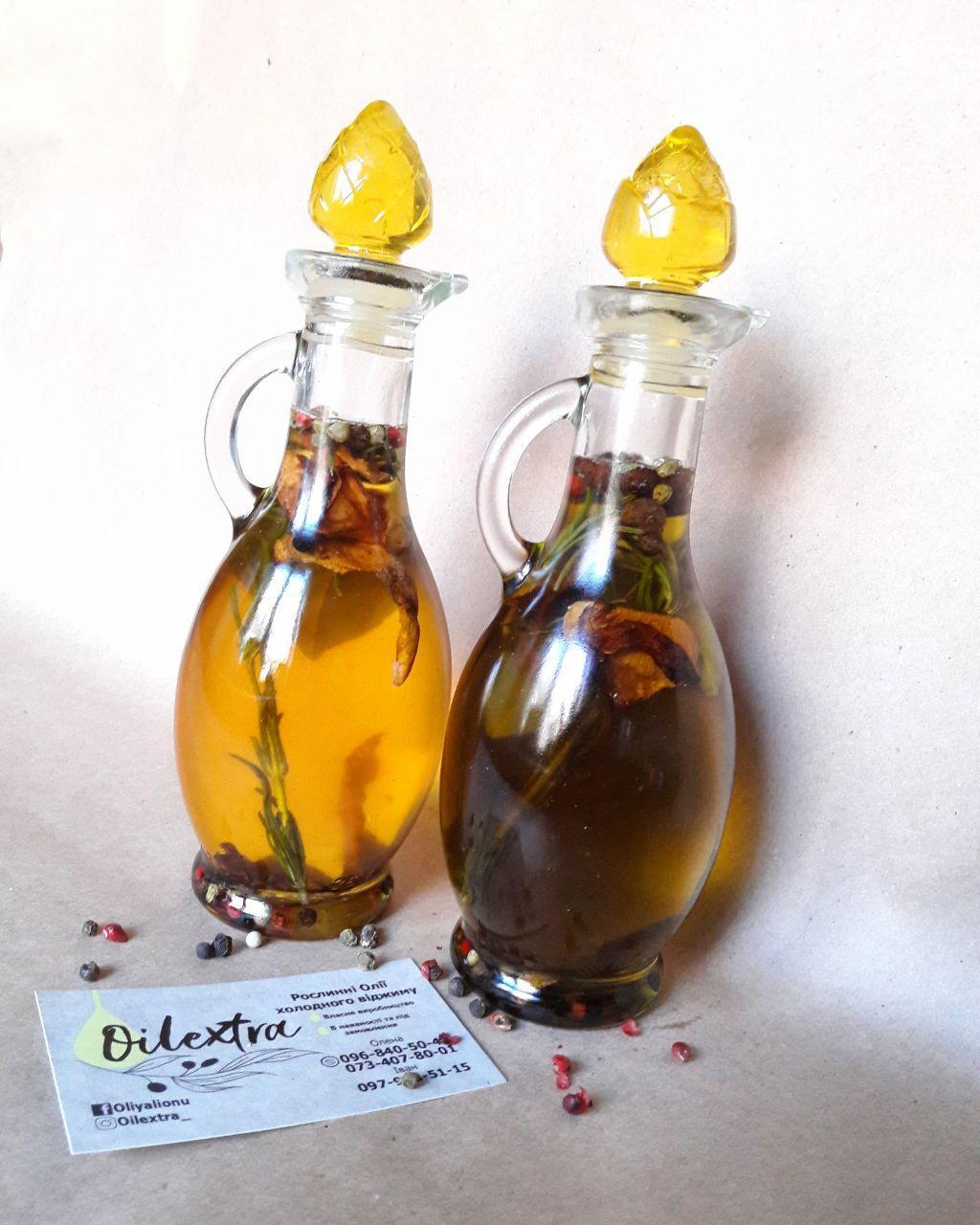 Мікс олій з прянощами