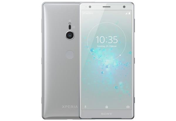 "Смартфон Sony Xperia XZ2 H8266 Dual SIM 5.7"" 4/64Gb Liquid Silver, фото 1"
