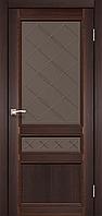Двери KORFAD CL-05 (со штапиком) Полотно+коробка+2 к-та наличников+добор 100мм
