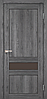 Двери KORFAD CL-06 (без штапика) Полотно+коробка+2 к-та наличников+добор 100мм, фото 3