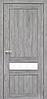 Двери KORFAD CL-06 (без штапика) Полотно+коробка+2 к-та наличников+добор 100мм, фото 4