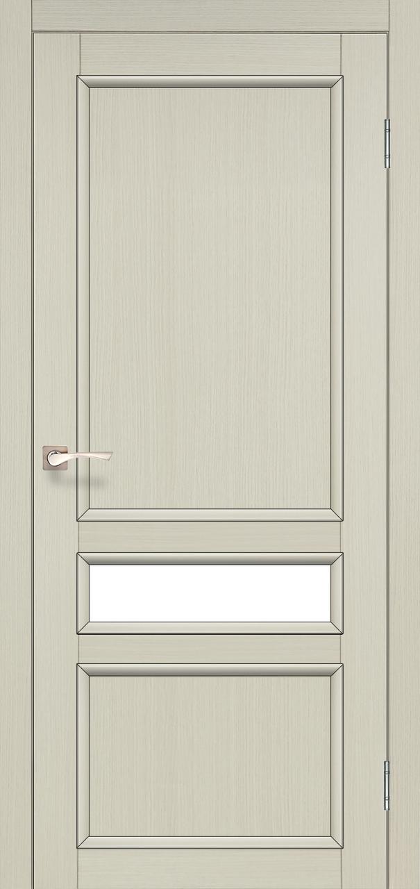 Двери KORFAD CL-07 (со штапиком) Полотно+коробка+2 к-та наличников+добор 100мм