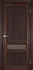 Двери KORFAD CL-07 (со штапиком) Полотно+коробка+2 к-та наличников+добор 100мм, фото 3