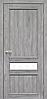 Двери KORFAD CL-07 (со штапиком) Полотно+коробка+2 к-та наличников+добор 100мм, фото 4