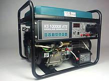Бензиновый генератор Konner & Sohnen KS 10000E ATS, фото 2