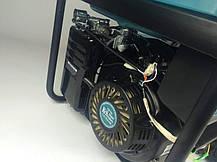 Бензиновый генератор Konner & Sohnen KS 10000E ATS, фото 3