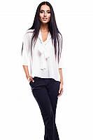 S, M, L / Женская молодежная блузка Fiona, белый