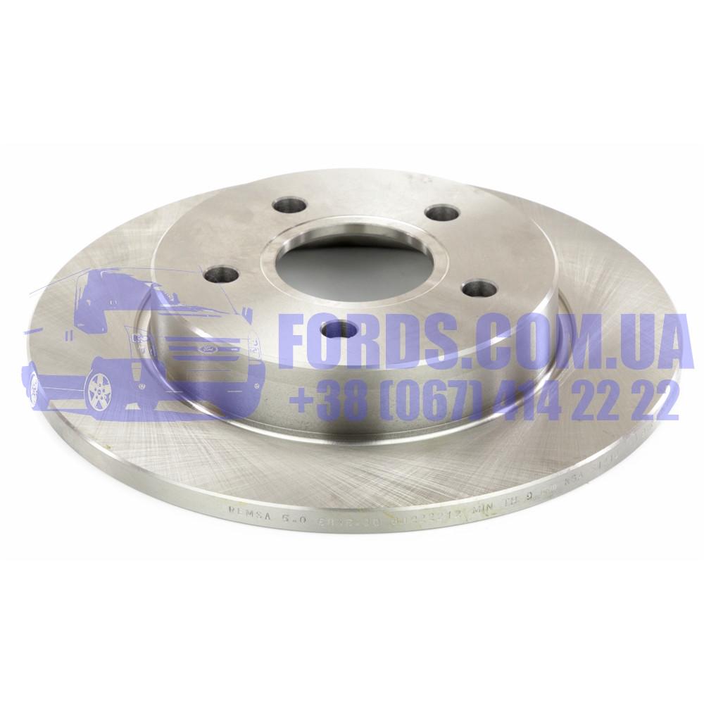 Диск тормозной задний FORD FOCUS/C-MAX 2003-2011 (1748745/9M512A315BB/684600) REMSA