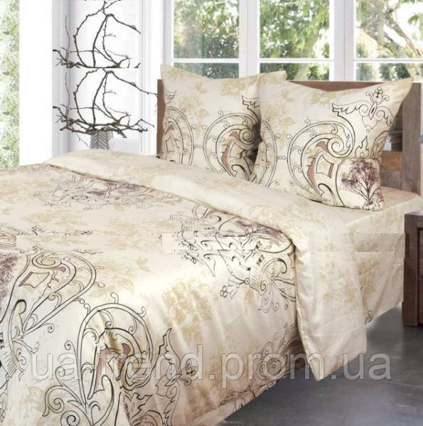 Комплект постельного белья Сатин двуспальный