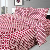Двуспальный комплект постельного белья Сатин Люкс