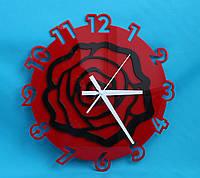 Настенные часы Роза, фото 1