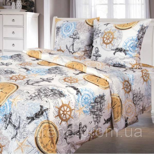 Двуспальный комплект постельного белья Ярослав