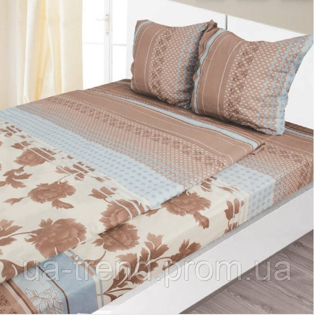 Двуспальное постельное белье Бязь Ярослав