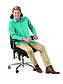 Кресло для работы за компьютером 450/460-IQ-S, фото 5