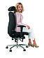 Кресло для работы за компьютером 450/460-IQ-S, фото 6