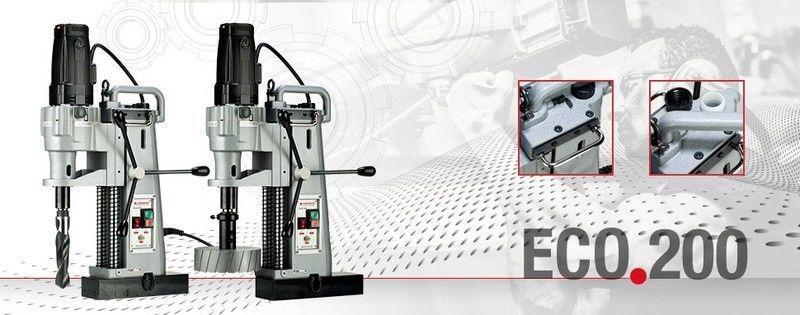 ECO.200  Портативная машина для сверления отверстий диаметром до 200 мм