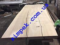 Слэб из дерева тополь 80 мм