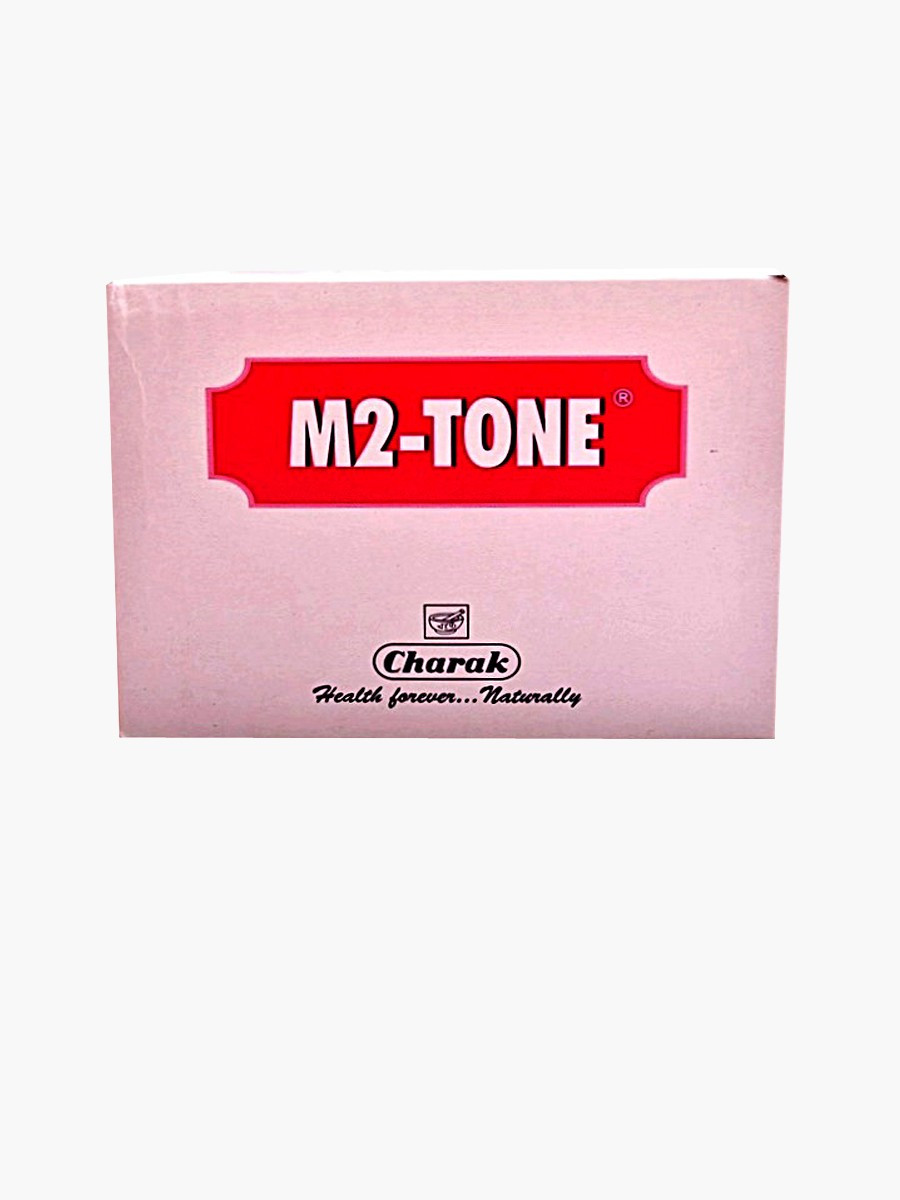 M2-TONE (30TAB) CHARAK, М2-ТОН (30 таб в пластинке)