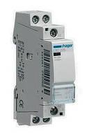 Контактор пускатель Hager ESC226, 25A, 230В, 2НЗ