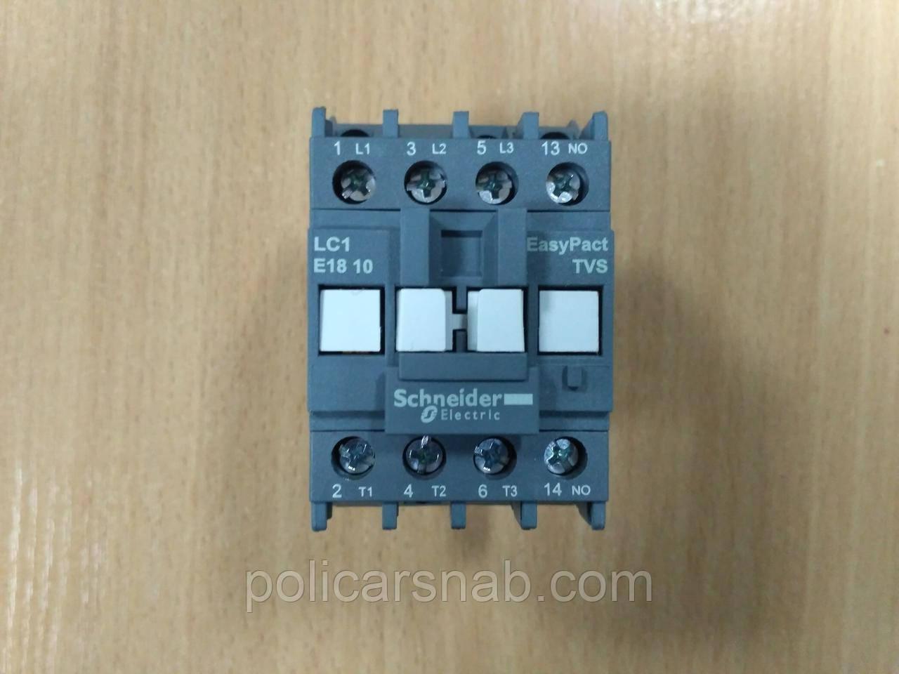 Контактор Schneider Electric LC1E1810M5