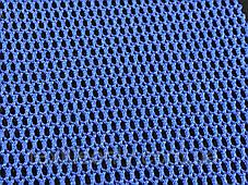 Сетка галантерейная / перегородка цвет электрик 150 см, фото 2
