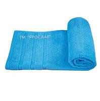Большое банное полотенце из махры 100х150