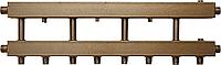 Распределительный коллектор для систем отопления СК 462.125 на 4 контура