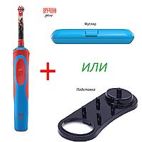 Детская электрическая зубная щетка Braun Oral-B D12. 513 Stages Power + футляр или подставка