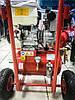 Компрессор поршневой FIAC S1520  с двигателем HONDA , фото 3