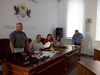 Робоча зустріч з працівниками національної поліції Івано-Франківської області